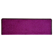 Nášlap na schody Eton obdelník fialová, 24 x 65 cm