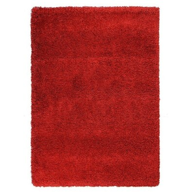 Kusový koberec Fusion 91311 Red, 70 x 140 cm