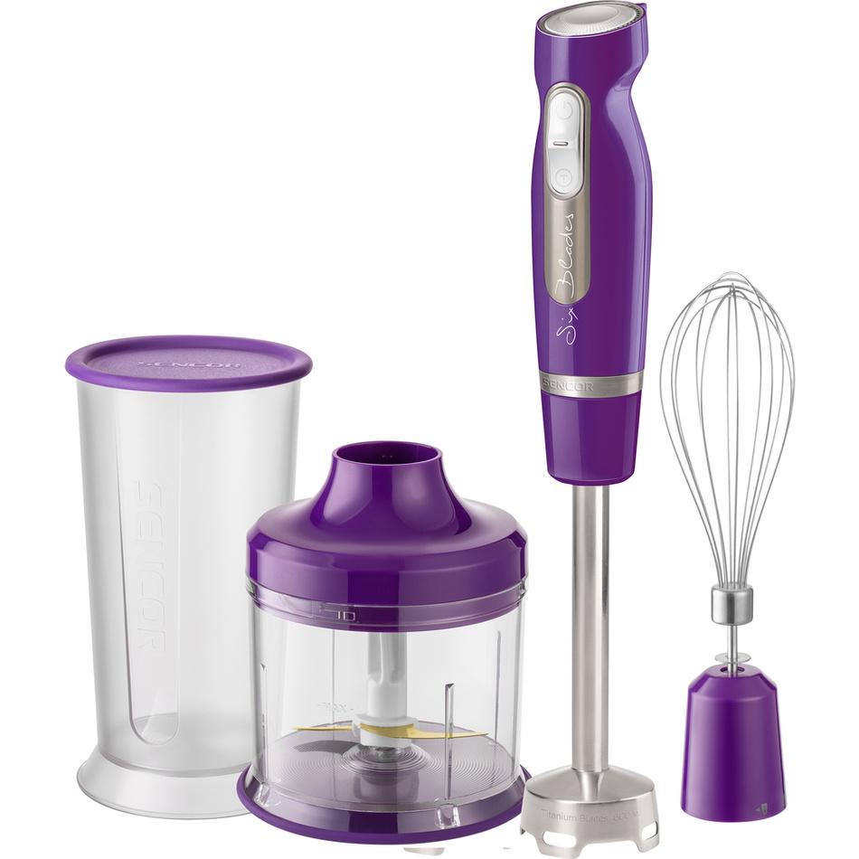 SHB 4465VT tyčový mixér, fialová