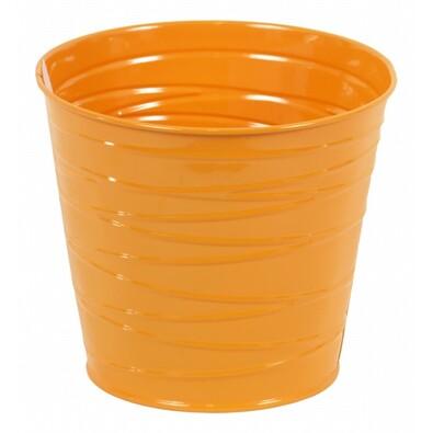 Kovový obal, oranžová