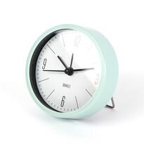 Ceas deşteptător Round verde, diam. 9,2 cm