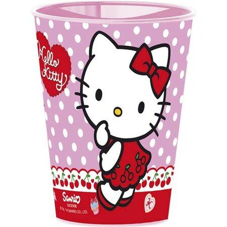 Banquet Dětský kelímek Hello Kitty 260 ml