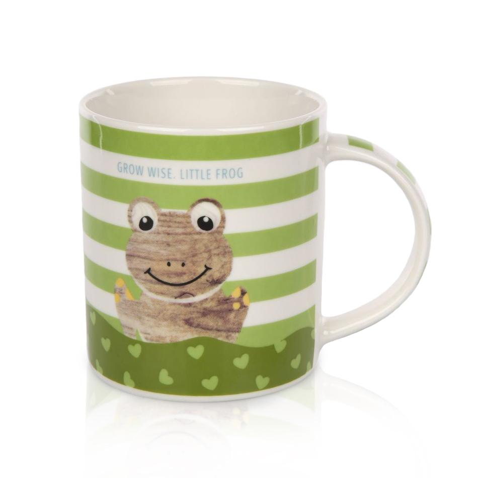 Porcelánový hrnek Little frog 280 ml