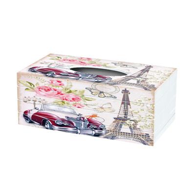 Box na vreckovky Voiture, 24,5 cm