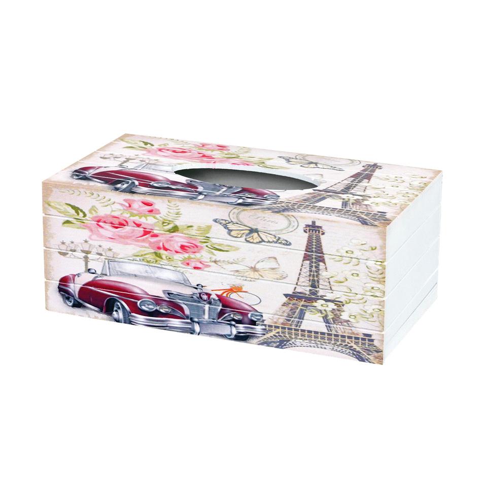Box na kapesníky Voiture, 24,5 cm