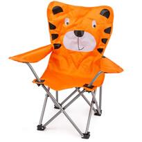 Hatu összerakható gyermekszék, tigris, 57 x 60 x 32 cm