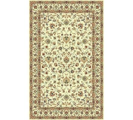 Kusový koberec Brilliant, béžový, 165 x 195 cm, béžová, 165 x 195 cm