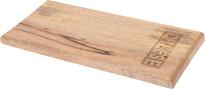 Drevená krájacia doštička Cheese, 20 x 39,5 x 2,2 cm