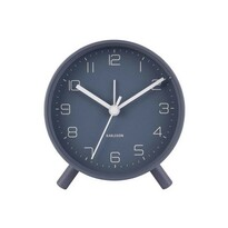 Ceas deșteptător Karlsson 5752BL, de design, 11 cm