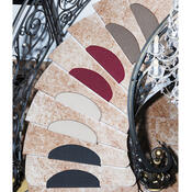 Nášlap na schody Birmingham béžová, 24 x 65 cm