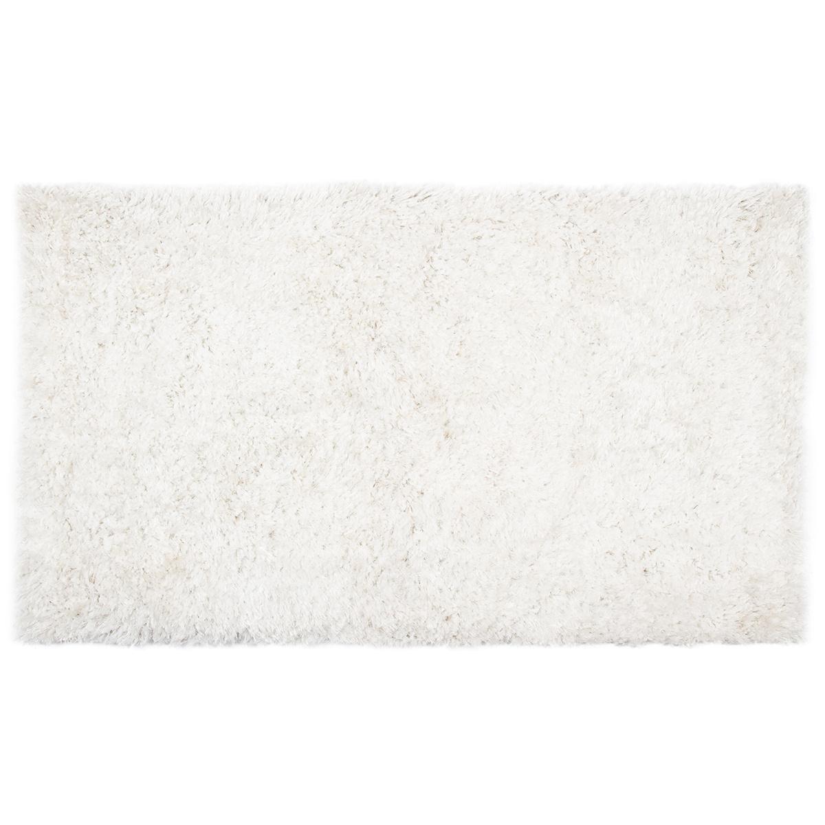 Bo-ma Kusový koberec Emma bílá