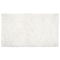 Kusový koberec Emma biela, 70 x 120 cm