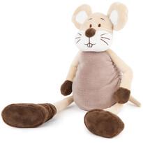 Plyšová myš dlouhé nohy, 40 cm