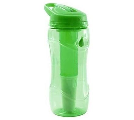 LAICA PURE BOTTLE filtrační láhev zelená