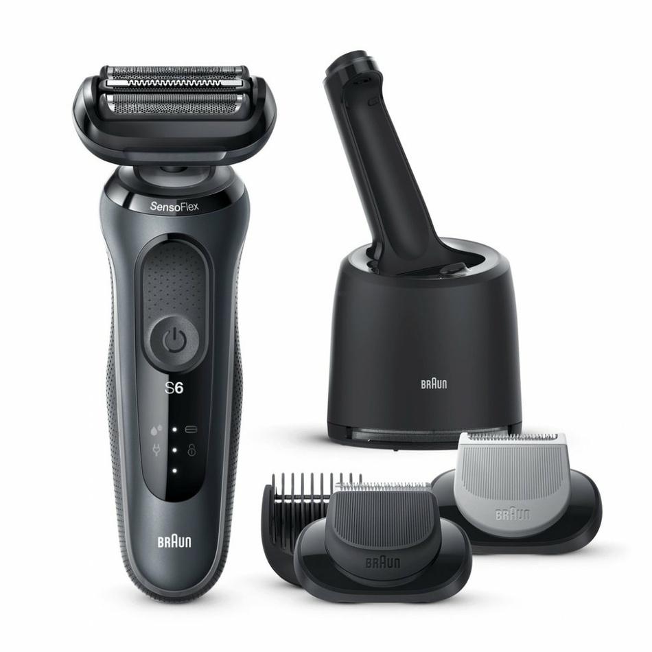 Braun Series 6 7650cc Black