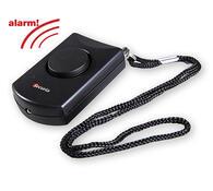 Nouzový kapesní alarm, černá