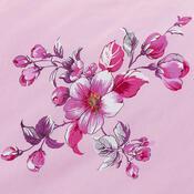 4Home bavlněné povlečení Sakura, 220 x 200 cm, 2 ks 70 x 90 cm