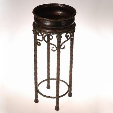 Květinový stolek Ambra