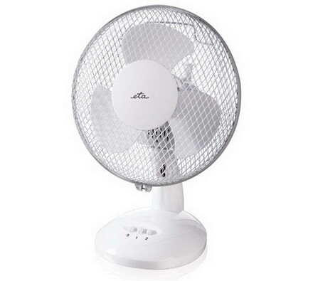 Ventilátor ETA 0609 90000 bílá