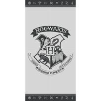 Harry Potter Hogwart címere törölköző, 70 x 140 cm