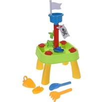 Pirate gyermek vízi játékkészlet, 20 db-os, 30 x 30 x 59 cm