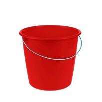 Keeper Vedro 10 litrov, červená