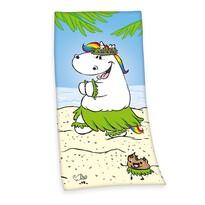 Ręcznik kąpielowy Pummel - Hipcio, 75 x 150 cm