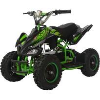 Buddy Toys BEA 810 Čtyřkolka Boyo zelená, 800 W
