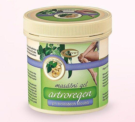 Artroregen masážny gél Topvet, 250 ml