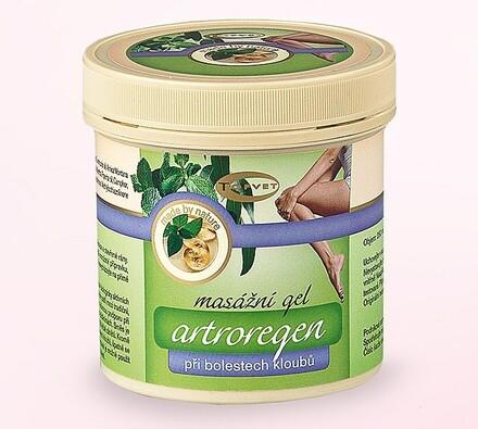 Artroregen masážní gel Topvet, 250 ml