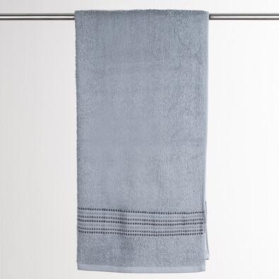 Osuška Verona, 70 x 140 cm, šedá