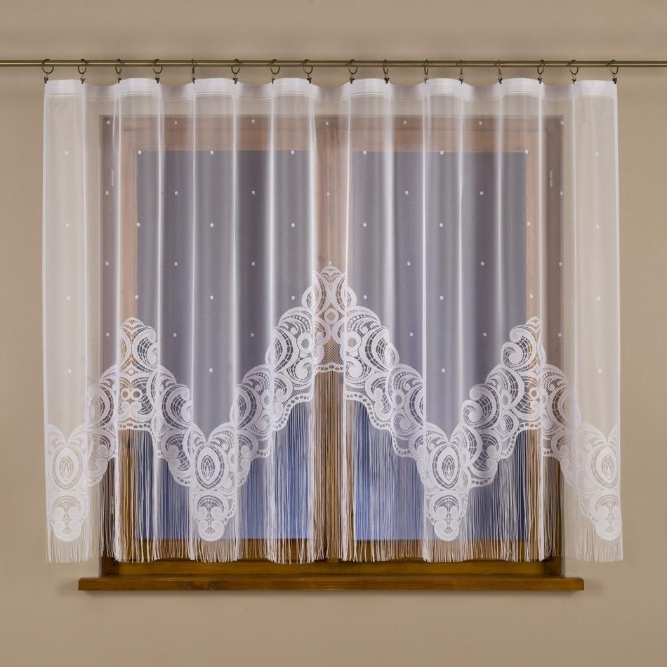 4Home Záclona Patricie, 250 x 150 cm, 250 x 150 cm