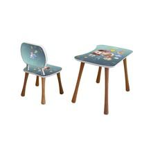 Stolik dziecięcy z krzesełkiem Kosmos, 65 x 41 x 47 cm