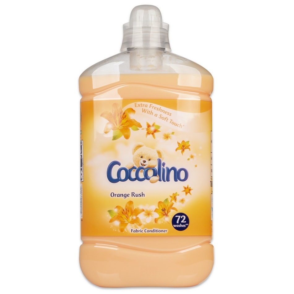 Coccolino Aviváž Orange Rush 1,8 l