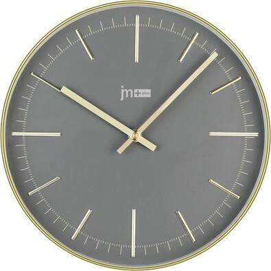 Lowell 14947G nástěnné hodiny