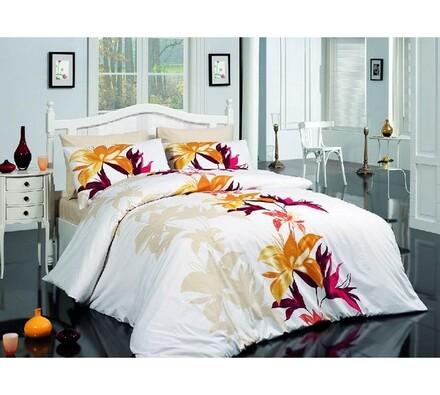 Bavlnené obliečky Tuval V1, 140 x 220 cm, 70 x 90 cm