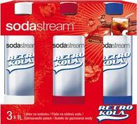 Sodastream TriPack Retro Kola láhev