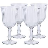 EH Sada pohárov na víno Excellent 240 ml, 4 ks