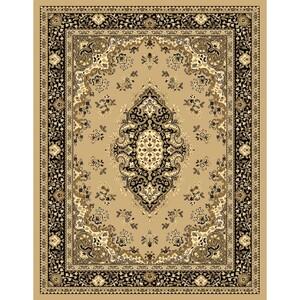 Spoltex Kusový koberec Samira 12001 beige, 160 x 225 cm