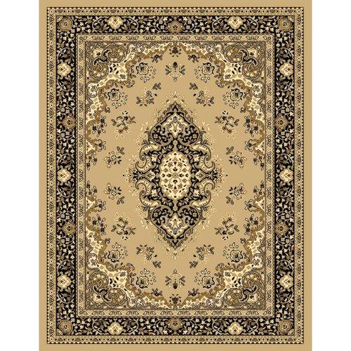 Spoltex Kusový koberec Samira 12001 beige, 80 x 150 cm