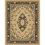 Kusový koberec Samira 12001 beige, 80 x 150 cm