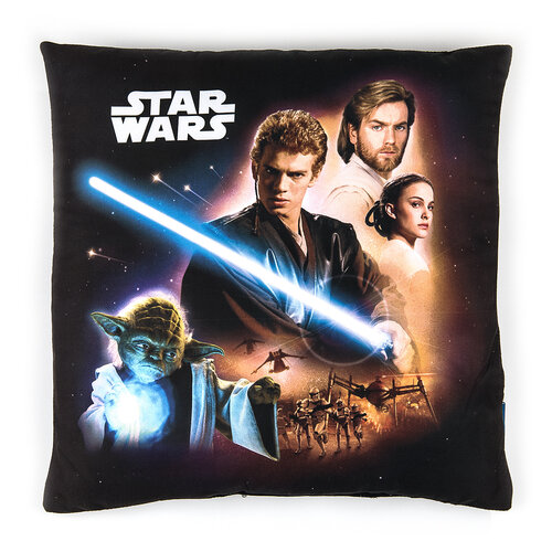 Pernă Star Wars 01, 40 x 40 cm