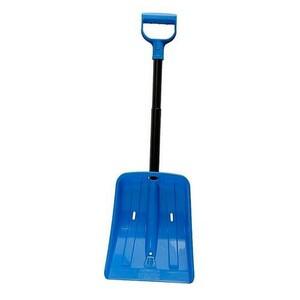 Skládací lopata Auto-sport, modrá