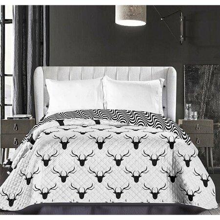 DecoKing Hypnosis Deerest ágytakaró, 220 x 240 cm