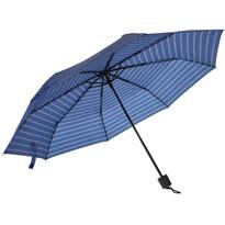 Skládací deštník modrá, 52,5 cm