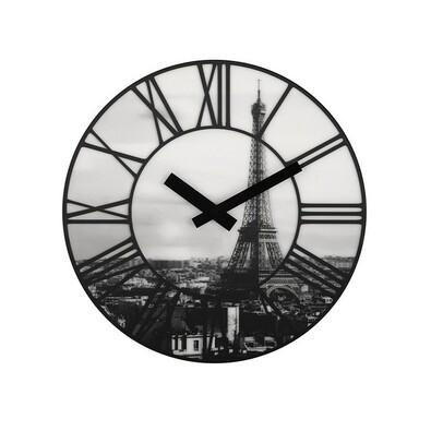 Nextime 3004 La Ville nástěnné hodiny
