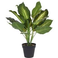 Koopman Umelá rastlina v kvetináči Annie, 45 cm