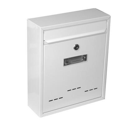 Poštovní schránka RADIM, bílá