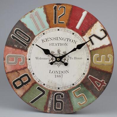 Zegar ścienny Vintage London