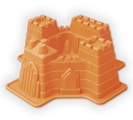 Silikonová forma hrad